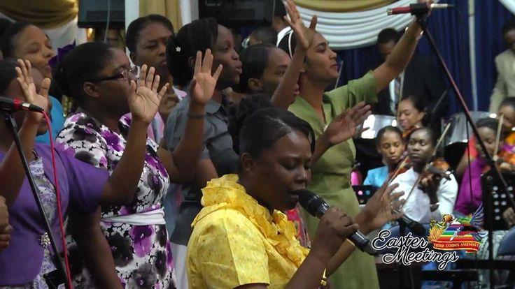 Our God Is Tremendous- Sis Elizabeth Bishop & Choir, Third Exodus Assembly