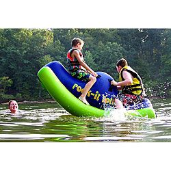 @Overstock - Rock and roll this summer with an inflatable teeter-totter for your backyard, lake or pool. Made with a nylon Duraskin cover, this teeter-totter is durable enough to stand up to rambunctious summer play.http://www.overstock.com/Sports-Toys/Aviva-Inflatable-Rock-It-Totter-Water-Toy/4870436/product.html?CID=214117 $90.99