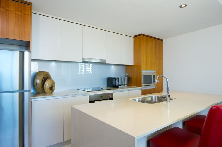 Fully equipped kitchen   Wyndham Surfers Paradise, Gold Coast, Queensland, Australia.