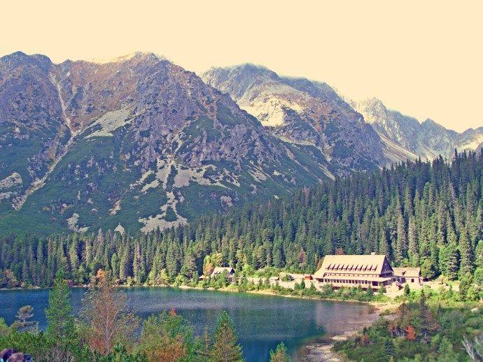 Horsky Hotel Popradske Pleso, High Tatras, Slovakia