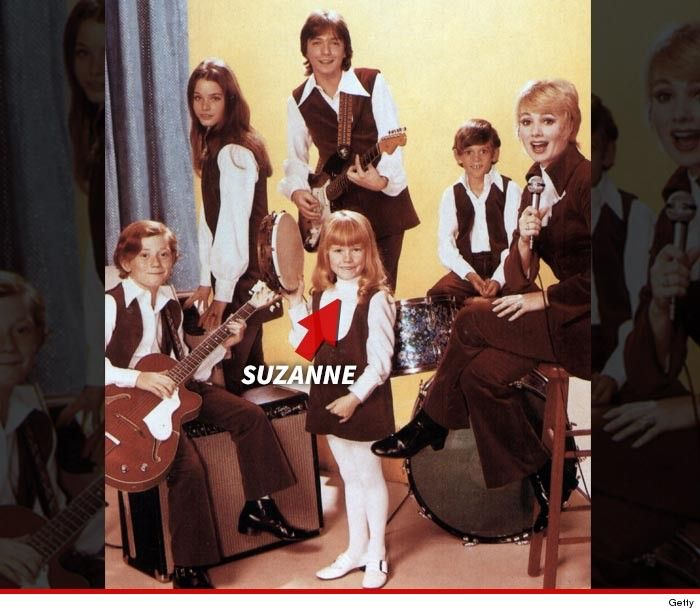 Partridge Family -- Suzanne dies 2015 http://www.tmz.com/2015/04/28/suzanne-crough-dead-tracy-partridge-family-daughter-dies/
