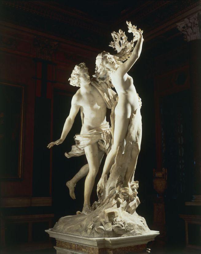 Gian Lorenzo Bernini: Apollo e Dafne