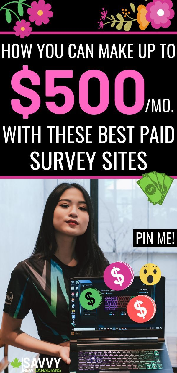 35 Best Paid Online Survey Sites To Make Extra Money In 2020