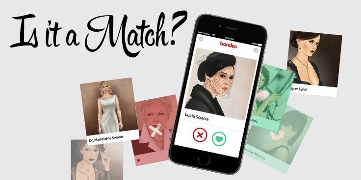 We imagine a world where James Bond uses Tinder to chat up the ladies! Would you swipe right for 007? Stylight