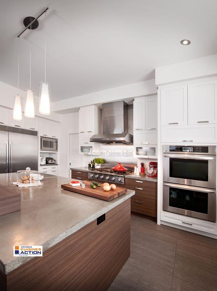 Magnifique armoire en m lamine blanche id ale pour salle de bain ou cuisine - Revamper armoire melamine ...