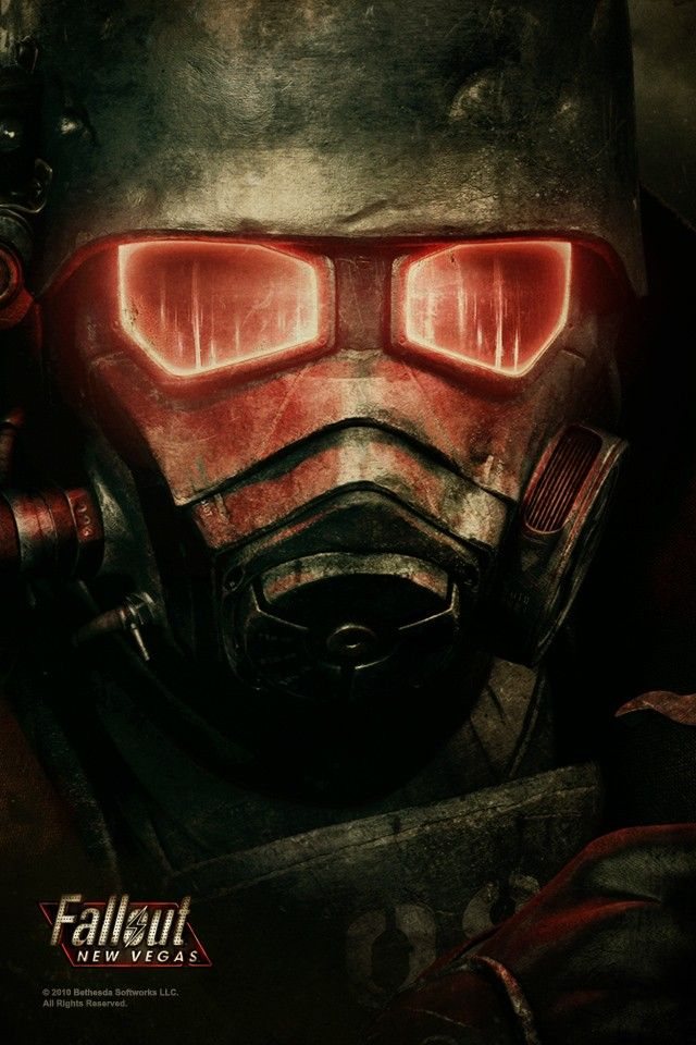 Fallout New Vegas Android And Iphone Wallpaper Lockscreen Hd 4k