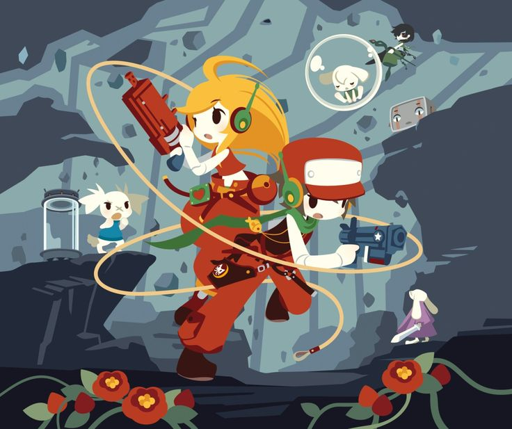 Cave Story+ will add local multiplayer exclusively on the Nintendo Switch