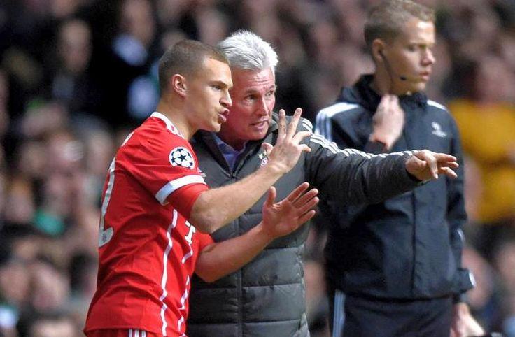 Mau Ikut Josep Guardiola, Joshua Kimmich? -  http://bit.ly/2zNW2El