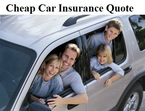 17+ Cheap Car Insurance Quotes On Pinterest