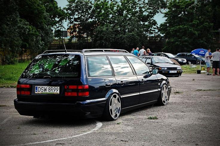 VW B4 Passat wagon