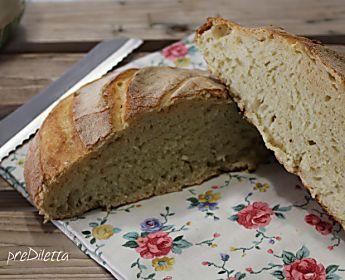 Pane fatto in casa | Pane senza impasto | No-Knead Bread