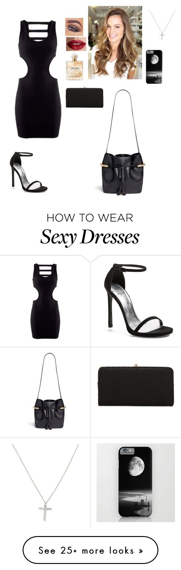 """Untitled #531"" by misswinters on Polyvore featuring Stuart Weitzman, Chloé, Urban Expressions, Sarah Jessica Parker, TheBalm and Mary Kay"