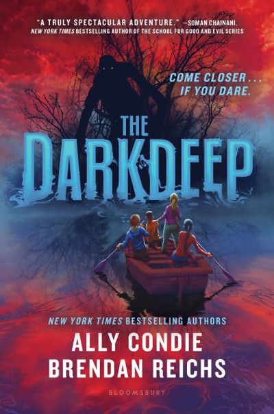 The Darkdeep By Ally Condie Brendan Reichs Released October 02
