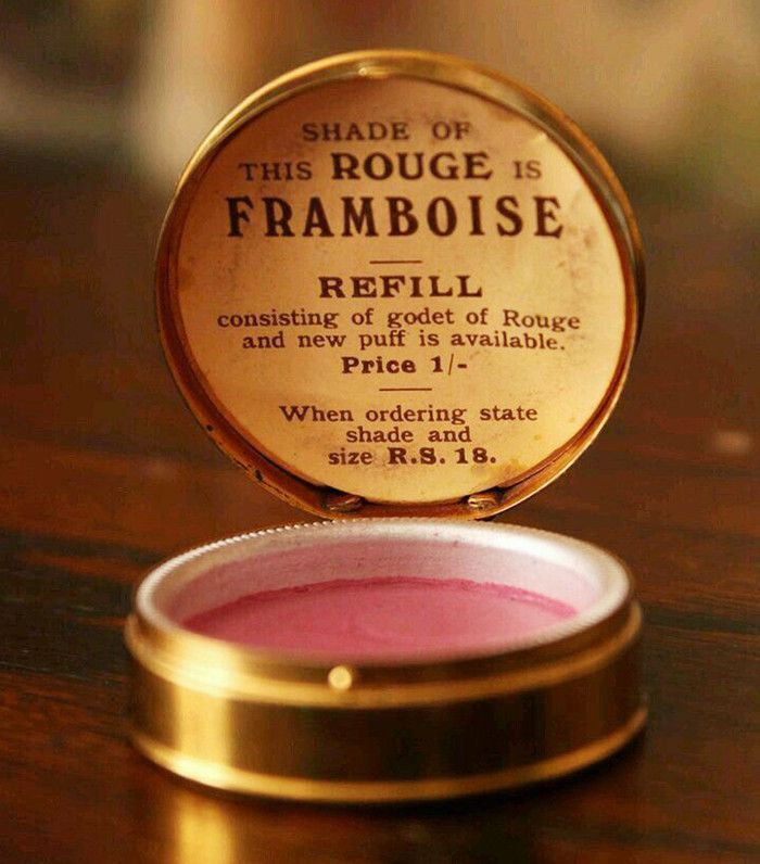 These Images of Vintage Makeup Products Will Blow Your Mind