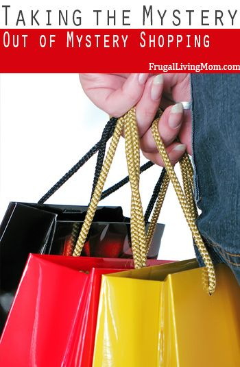 Removing the mystery from mystery shopping