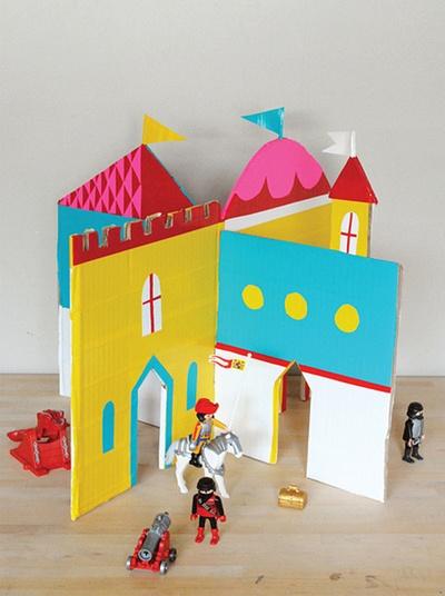 On fait quoi des emballages carton de Noël ? - Le blog de momes.net