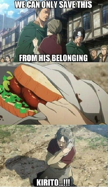 Sword Art Online || anime funny