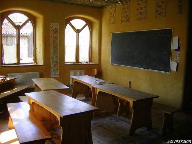 Solviksskolan i Järna