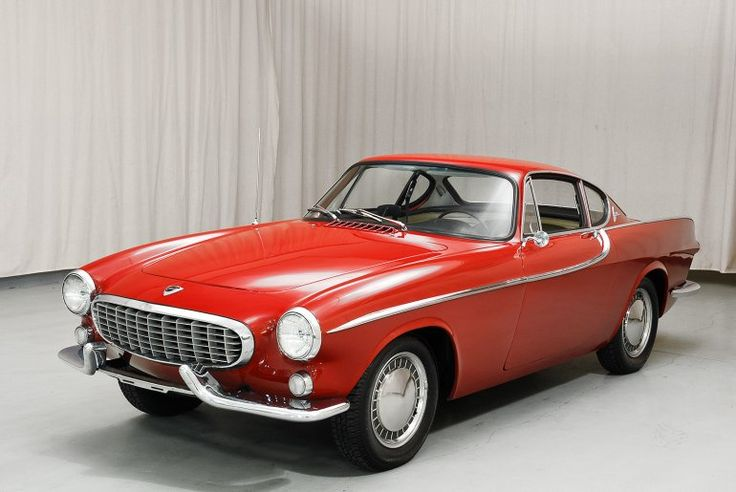 1961 Volvo P1800 Coupe, I was so lucky to have owned three in the 1960s.