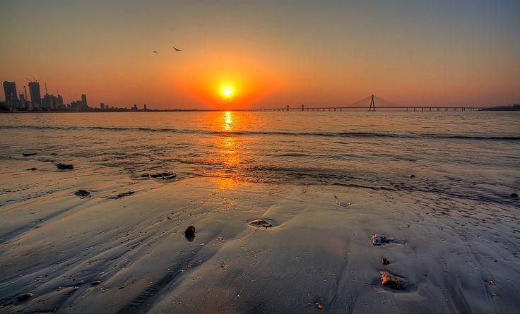 Mumbai Sunset...