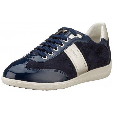 Geox Myria bleu  www.cardel-chaussures.com