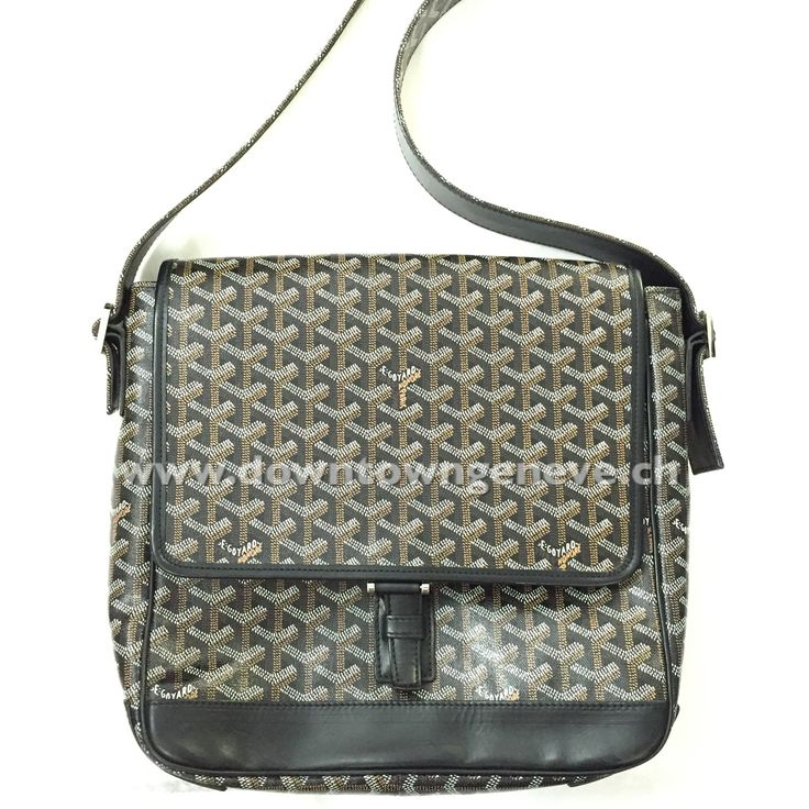Gorgeous Goyard messenger bag @downtowngeneve