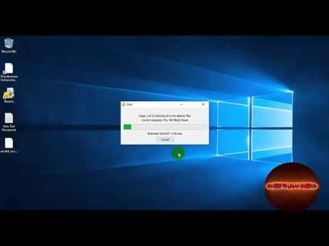 How to Recover Deleted Files from Recycle Bin,USB,Memory Card 2016