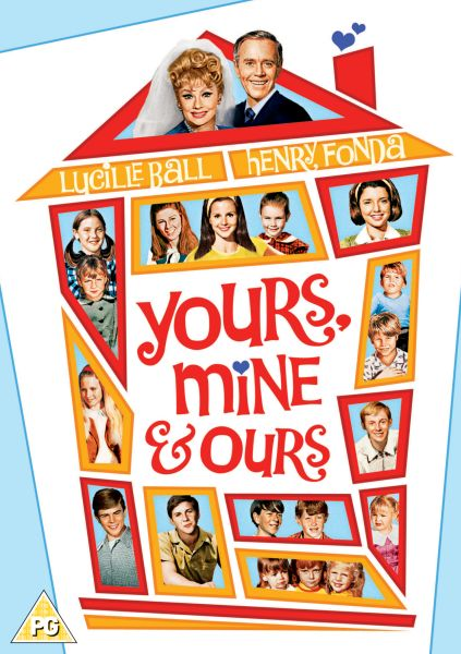 yours mine and ours 1968 | Yours, Mine and Ours (1968) DVD | TheHut.com