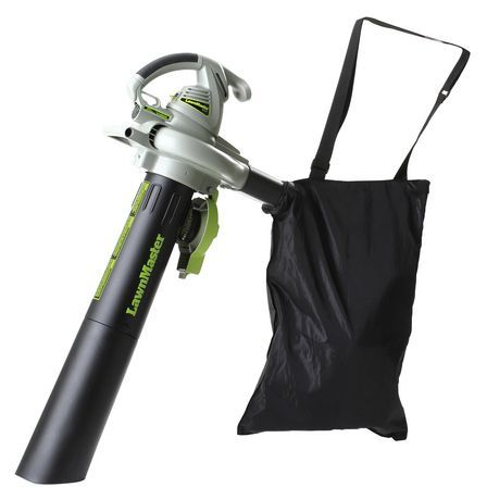 LawnMaster 12 amp blower / vac / mulcher for sale at Walmart Canada. Buy Outdoor Living online at everyday low prices at Walmart.ca