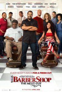Barbershop The Next Cut 2016 online comedie HD