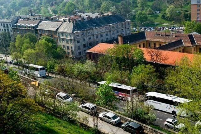 Krisztina district