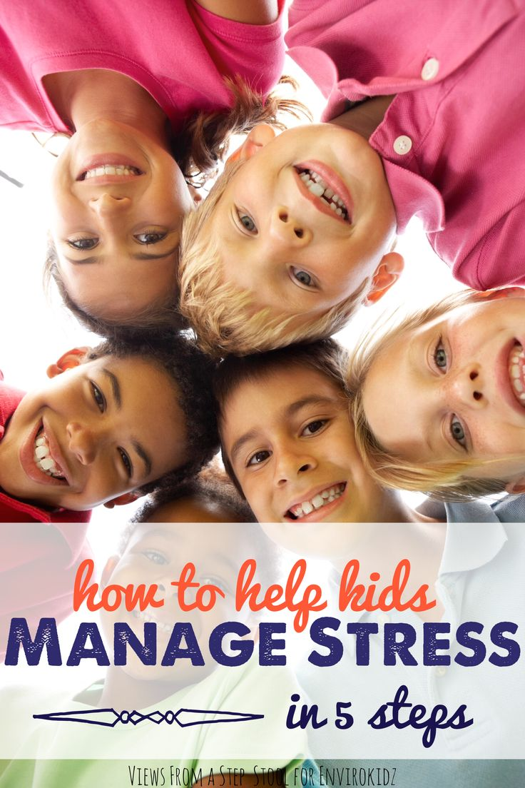 How to Help Kids Manage Stress