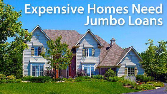 Rising real estate values power new interest in jumbo loans
