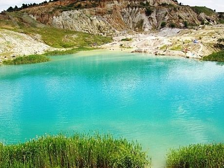 The blue lagoon of Transilvania
