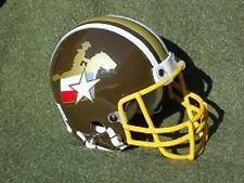 World League of American Football. San Antonio Riders 1991-1992. Loved the helmets