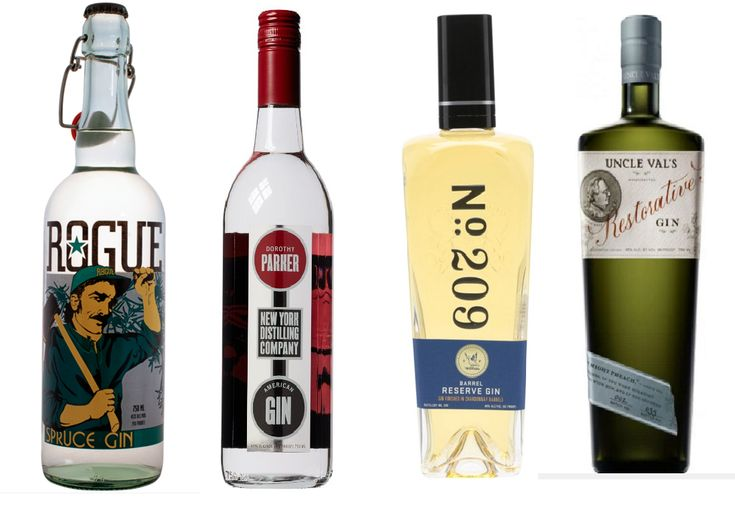 It's not just Britain that loves gin. The U.S is a pretty big fan too.