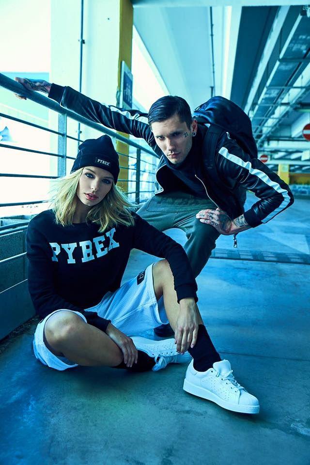 PYREX ORIGINAL ADV CAMPAIGN #new #collection #pyrex #pyrexoriginal #fallwinter16 #winterstyle #wearingpyrex #formen #forwomen #sweatshirt #shorts #pants #jacket #streetstyle #nothingbetter #godsavethestreet