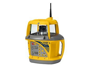 Lasere universale pentru ghidare utilaje sin seria GL722. Mai multe amanunte pe www.sitech-romania.ro