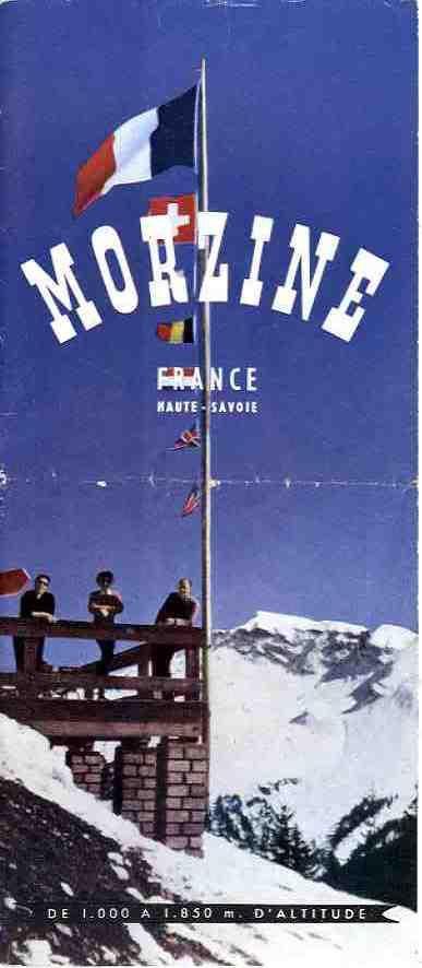 Morzine vintage