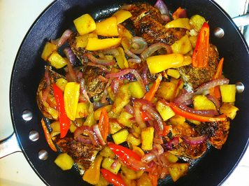 Pineapple Jerk Chicken | Recipe | Jerk Chicken, Chicken and Paleo