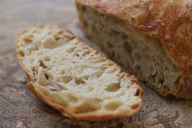 recept na domaci chleb