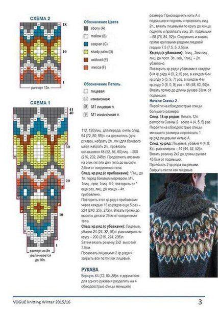 Жаккардовое вязание с Ксенией Максимовой