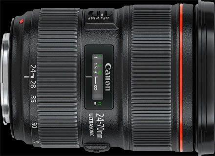 "Canon EF 24-70mm f/2.8L II USM  I think this is ""the one"""