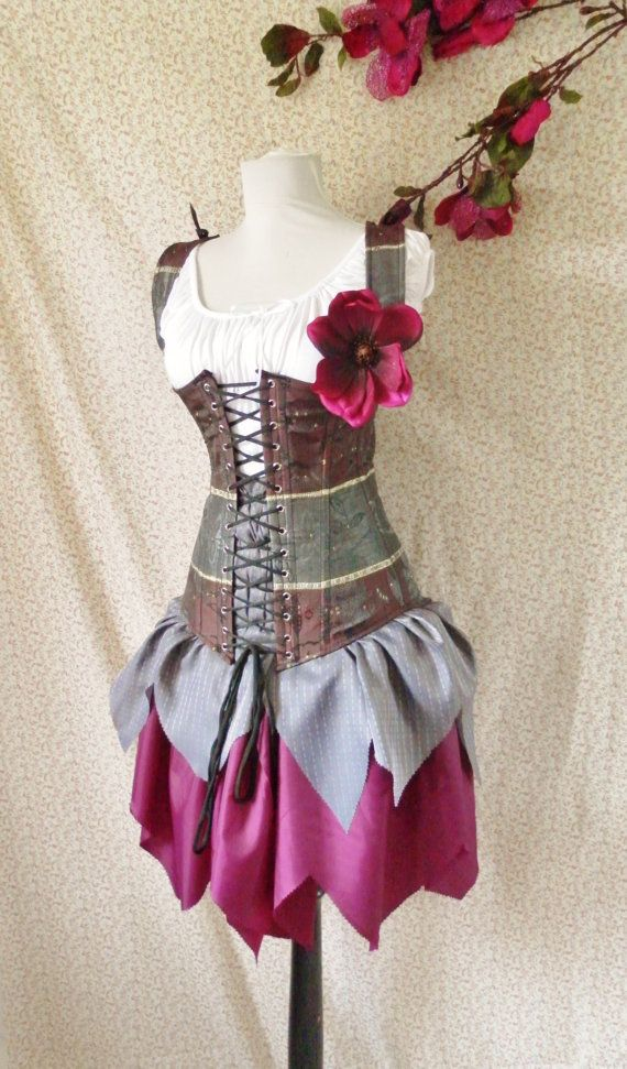 Fairy Skirt Set for a 22-32 Inch Natural Waist by AliceAndWillow, $19.00