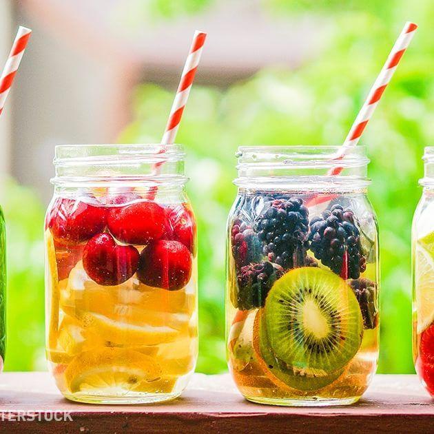 9способов сделать питьевую воду вкуснее иполезнее