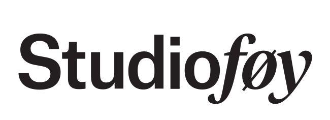studio føy logo