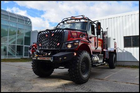 Bulldog 4X4 FIRE TRUCKs - Production Brush TRUCKS - Bulldog 4x4 ...
