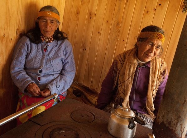 Huilliche elders