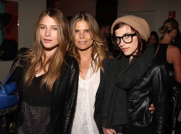 """Mariel Hemingway - The Cinema Society Hosts A Screening Of """"Easy Virtue"""" - After Party (Dree and Langley Hemingway))"""