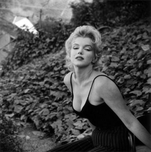 Marilyn Monroe, White Plains, New York, Gordon Parks, 1956